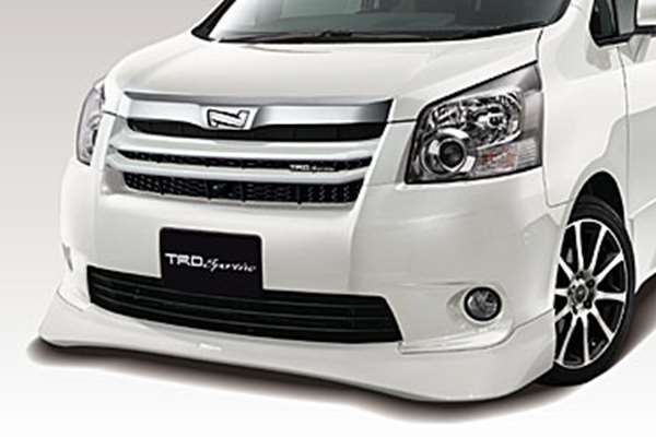 TRD エアログリル (ワイドビューフロントモニター付車 未塗装 [ MS320-28008] ノア ZRR7G ZRR7W 適合 Si・Sグレード全車 ?'10.4 (必要個数 1個)