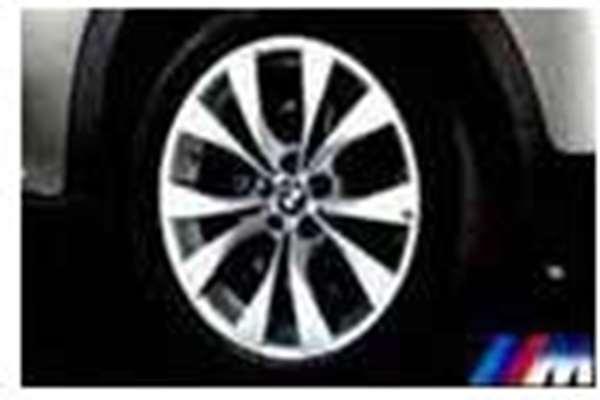 X5 パーツ Vスポーク・スタイリング227Mのホイール単体 10J×20(フロント) BMW純正部品 KS30S KS30 KR44S KR44 オプション アクセサリー 用品 純正 送料無料