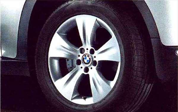 X5 パーツ スタースポーク・スタイリング213のホイール単体 10J×19(リヤ) BMW純正部品 KS30S KS30 KR44S KR44 オプション アクセサリー 用品 純正 送料無料