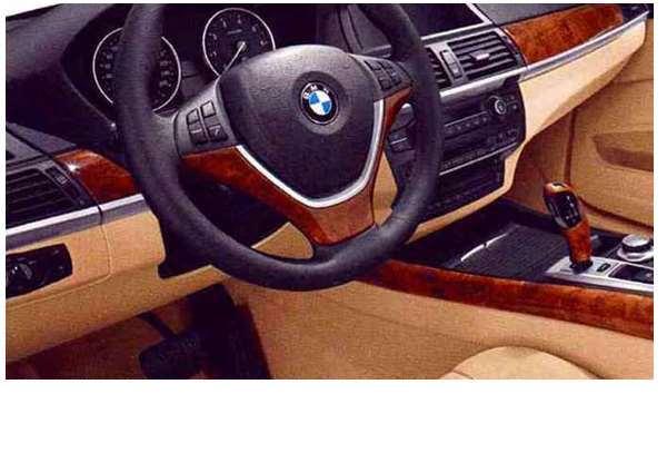 """X5 パーツ ウッド・トリム・セット""""グレイン・バンブー・ダーク""""の左ハンドル用のグローブ・ボックス ※全てセットではありません BMW純正部品 KS30S KS30 KR44S KR44 オプション アクセサリー 用品 純正 ウッド"""