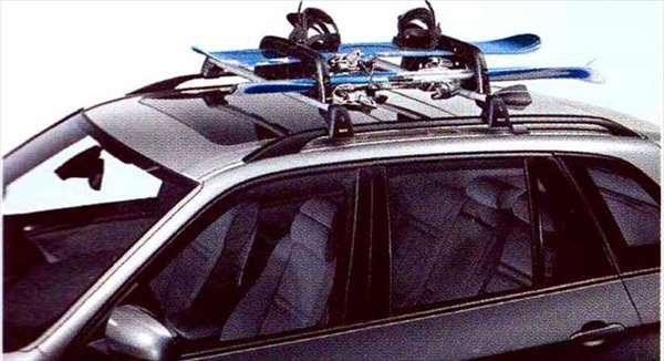 X5 パーツ スキー&スノーボード・ホルダー BMW純正部品 KS30S KS30 KR44S KR44 オプション アクセサリー 用品 純正