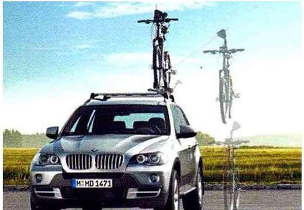 X5 パーツ バイシクル・リフト BMW純正部品 KS30S KS30 KR44S KR44 オプション アクセサリー 用品 純正 送料無料