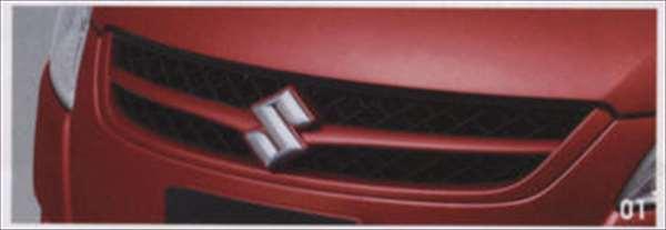『スイフト』 純正 ZC72S ZD72S ZC32S フロントグリル パーツ スズキ純正部品 飾り カスタム エアロ swift オプション アクセサリー 用品