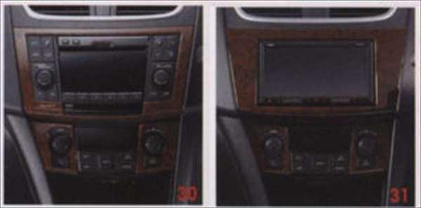 『スイフト』 純正 ZC72S ZD72S ZC32S センターガーニッシュ パーツ スズキ純正部品 ウッド 木目 内装パネル センターパネル オーディオパネル swift オプション アクセサリー 用品