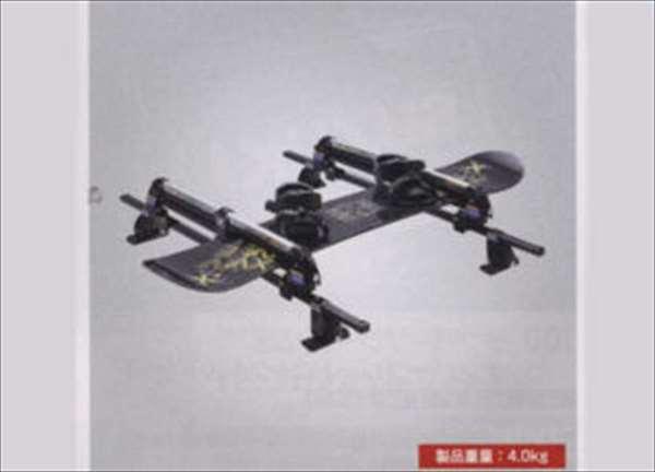 【スイフト】純正 ZC72S ZD72S ZC32S スキー&スノーボードアタッチメント パーツ スズキ純正部品 キャリア別売り swift オプション アクセサリー 用品
