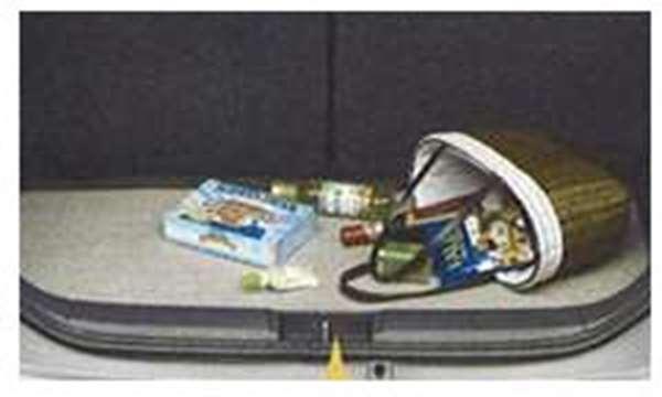 『セルボ』 純正 HG21 ラゲッジマット(パーテーション付) パーツ スズキ純正部品 ラゲージマット 荷室マット 滑り止め cervo オプション アクセサリー 用品