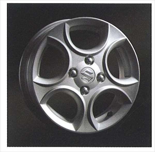 『セルボ』 純正 HG21 アルミホイール 1本のみ (14インチ) パーツ スズキ純正部品 cervo オプション アクセサリー 用品