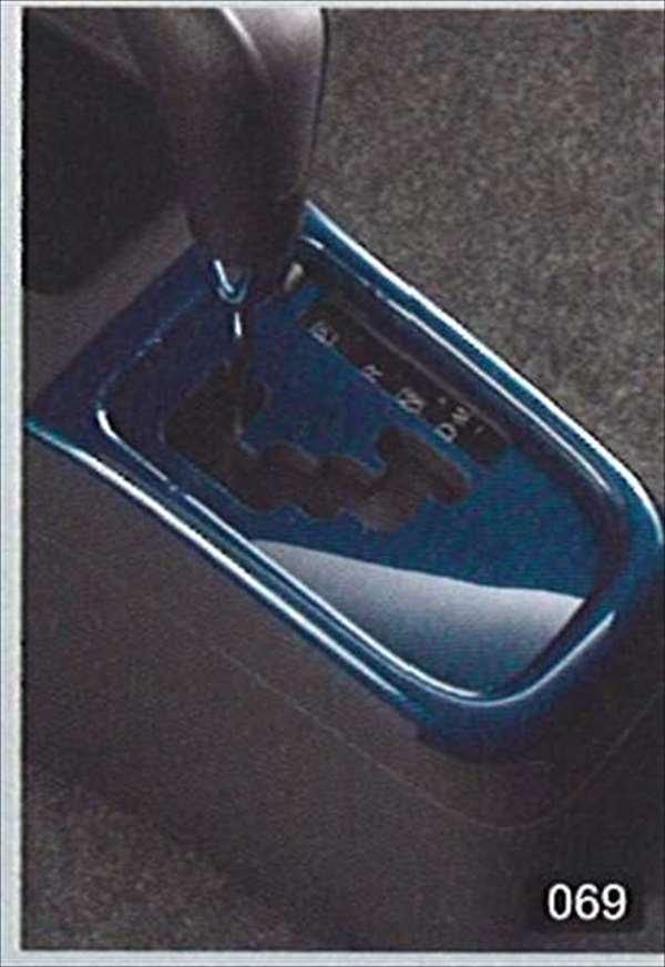『セルボ』 純正 HG21 マニュアルモード付シフト用 パーツ スズキ純正部品 カーボン cervo オプション アクセサリー 用品