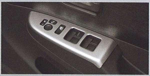 『セルボ』 純正 HG21 パワーウインドースイッチベゼル パーツ スズキ純正部品 内装パネル パワーウィンドウスイッチパネル cervo オプション アクセサリー 用品