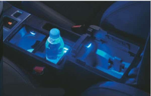 『WRX STI』 純正 VAG センターコンソールイルミネーション パーツ スバル純正部品 照明 明かり ライト オプション アクセサリー 用品