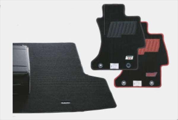 『WRX STI』 純正 VAG トランクマット パーツ スバル純正部品 オプション アクセサリー 用品