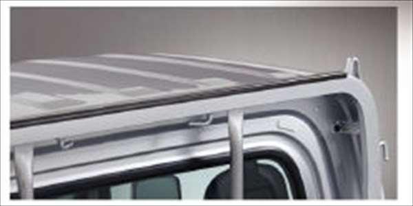Hijet 卡车配件守卫框架保护器 (橡胶) S500P S510P 和可选配件,大发汽车纯正配件真正解决