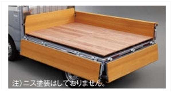『ハイゼットトラック』 純正 S500P 木製フロアデッキ(1台分) パーツ ダイハツ純正部品 荷台 保護 hijettruck オプション アクセサリー 用品