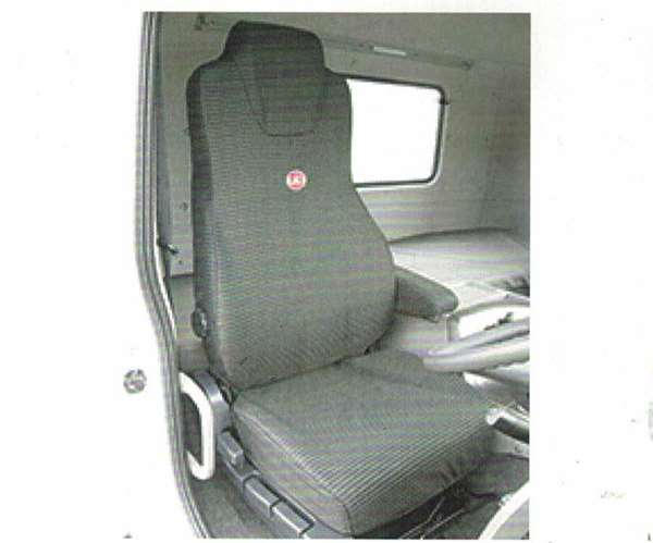 『クオン』 純正 GK5AAB クロスシートカバー 1台分 パーツ 日産ディーゼル純正部品 座席カバー 汚れ シート保護 オプション アクセサリー 用品