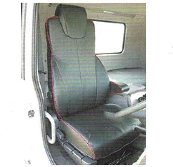『クオン』 純正 GK5AAB プレミアムシートカバー 1台分 パーツ 日産ディーゼル純正部品 座席カバー 汚れ シート保護 オプション アクセサリー 用品