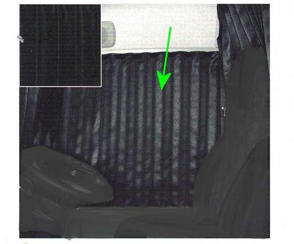 『クオン』 純正 GK5AAB カーテン(スーパーサンカット)ハイルーフキャビ パーツ 日産ディーゼル純正部品 オプション アクセサリー 用品