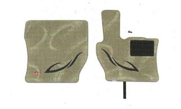 『クオン』 純正 GK5AAB カーテンマット カスタム 左右セット パーツ 日産ディーゼル純正部品 オプション アクセサリー 用品