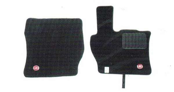 『クオン』 純正 GK5AAB カーテンマット ベーシック 左右セット パーツ 日産ディーゼル純正部品 オプション アクセサリー 用品