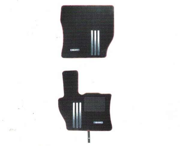 『クオン』 純正 GK5AAB プレミアムカーペット 左右セット パーツ 日産ディーゼル純正部品 オプション アクセサリー 用品