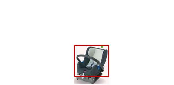 『アルト』 純正 HA36S ベビーシート 本体のみ ※ベースシートは別売 パーツ スズキ純正部品 alto オプション アクセサリー 用品