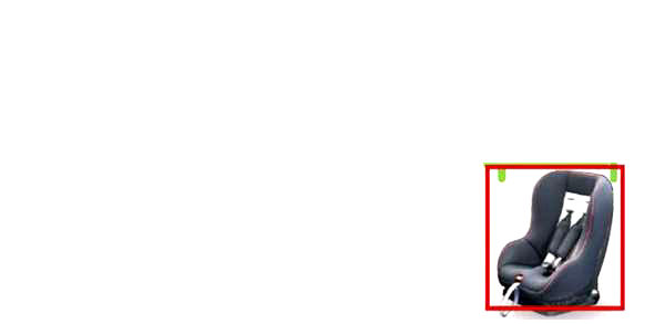 【アルト】純正 HA36S チャイルドシート 本体のみ ※ベースシートは別売 パーツ スズキ純正部品 alto オプション アクセサリー 用品