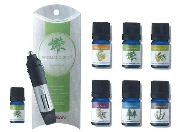 正牌的E51 aromatikkudoraibu(配套元件)零件日产纯正零部件芳香剂香ELGRAND选项配饰用品