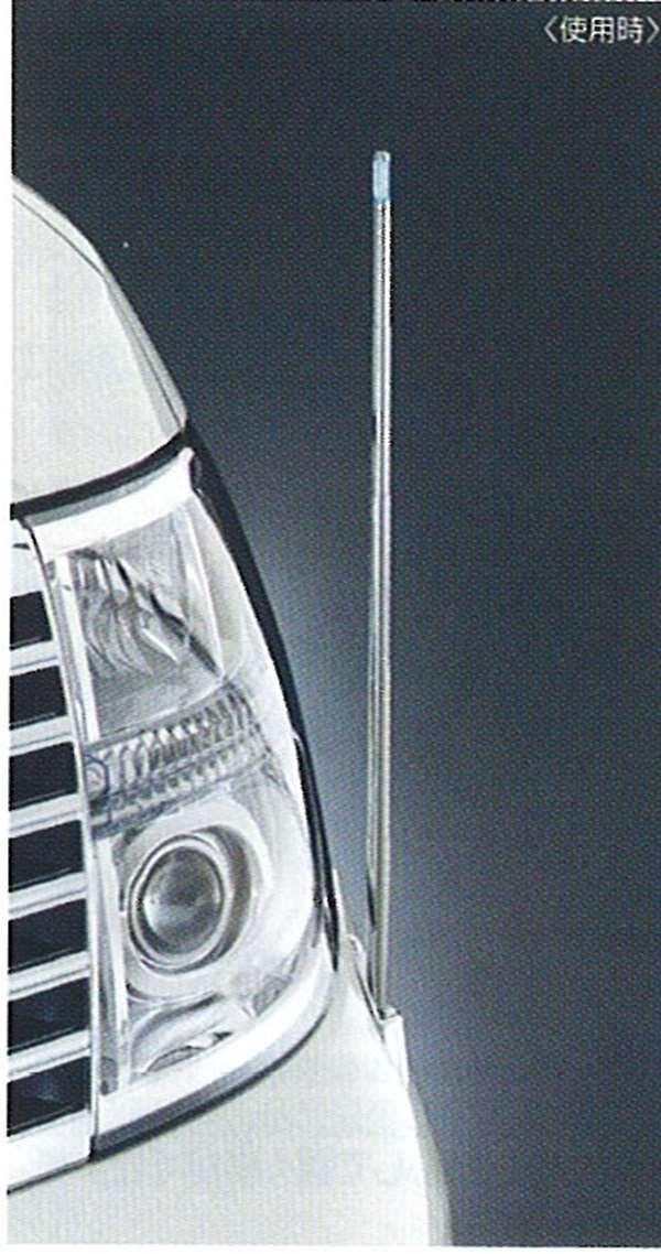 『エルグランド』 純正 E51 電動格納式ネオンコントロール(フルオートタイプ:昇降スイッチ付) パーツ 日産純正部品 コーナーポール フェンダーランプ フェンダーライト ELGRAND オプション アクセサリー 用品