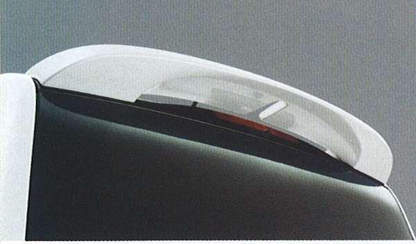 laf004-1 『ラフェスタ』 純正 B30 NB30 ルーフスポイラー パーツ 日産純正部品 LAFESTA オプション アクセサリー 用品