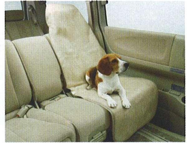 纯正的B30 NB30宠物座套(在3张无纺布)零件日产纯正零部件座位覆盖物污垢席保护LAFESTA选项配饰用品