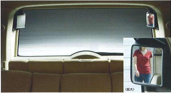 『ラフェスタ』 純正 B30 NB30 リヤサイドビューミラー パーツ 日産純正部品 LAFESTA オプション アクセサリー 用品