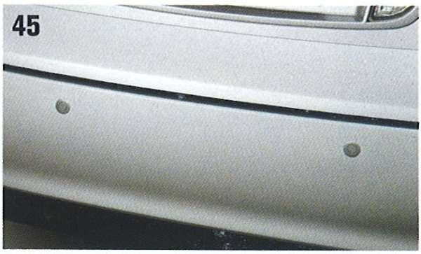 正牌的TU31 TNU31背声纳感应器(选项:2感应器)零件日产纯正零部件感应器危险察觉接触防止PRESAGE选项配饰用品