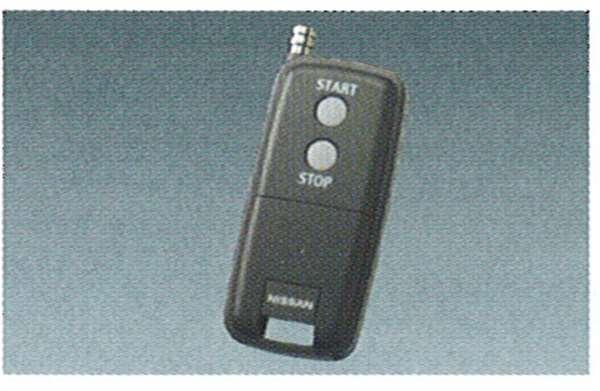 『セレナ』 純正 C25 CC25 NC25 CNC25 リモコンスターター(レギュラータイプ) パーツ 日産純正部品 SERENA オプション アクセサリー 用品
