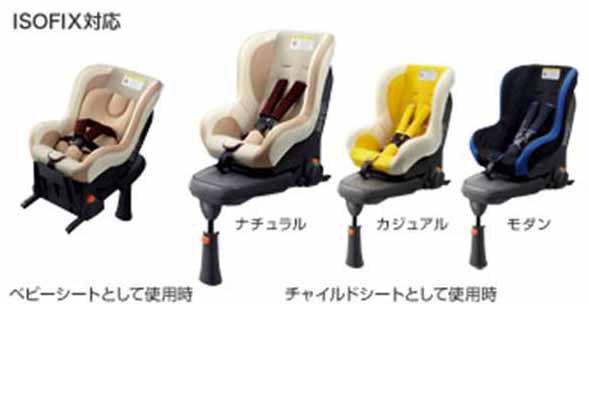 【エスクァイア】純正 ZWR80G チャイルドシート NEO G-CHILD ISO leg パーツ トヨタ純正部品 esquire オプション アクセサリー 用品