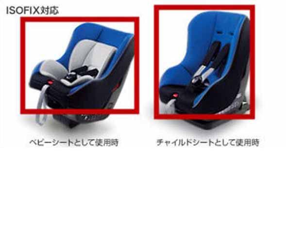 【エスクァイア】純正 ZWR80G チャイルドシート NEO G-CHILD ISO tether パーツ トヨタ純正部品 esquire オプション アクセサリー 用品
