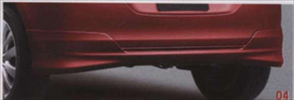 『スイフト』 純正 ZC72S ZD72S リヤアンダースポイラー パーツ スズキ純正部品 リアスポイラー カスタム エアロ swift オプション アクセサリー 用品