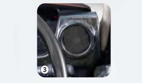 『プロフィア』 純正 FR1EZYJ FN1EYYG FN1EWXA FW1EXYJ 木目調パネル(黒木目) メータークラスター パーツ ヒノ純正部品 インテリアパネル 内装パネル オプション アクセサリー 用品