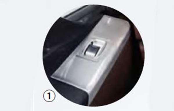 『プロフィア』 純正 FR1EZYJ FN1EYYG FN1EWXA FW1EXYJ メタル調パネル 左ドアスイッチパネル パーツ ヒノ純正部品 内装ベゼル パワーウィンドウパネル オプション アクセサリー 用品