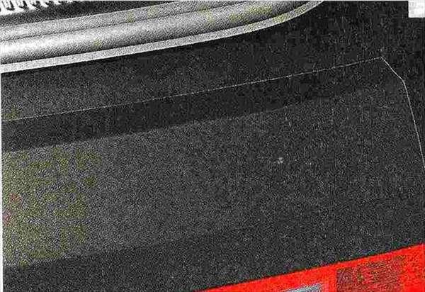 Q5 パーツ リヤバンパー保護フィルム アウディ純正部品 8RCNCF 8RCTVF オプション アクセサリー 用品 純正