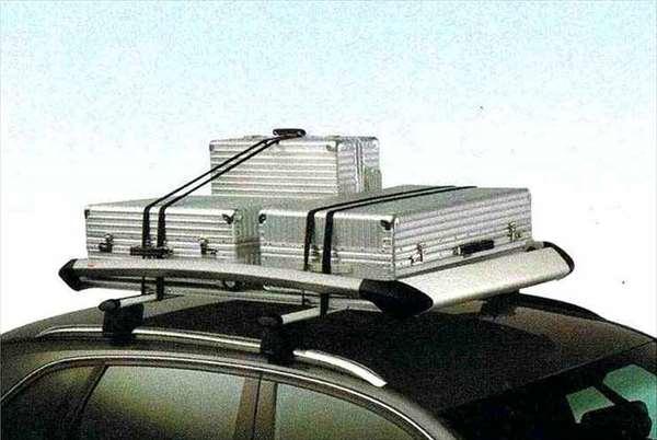 Q5 パーツ ラゲッジラック アウディ純正部品 8RCNCF 8RCTVF オプション アクセサリー 用品 純正 送料無料