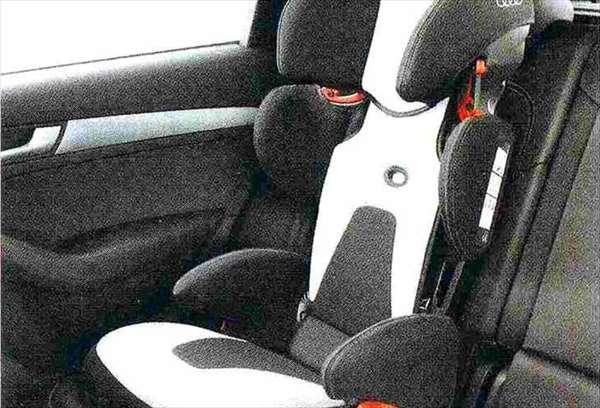 Q5 パーツ Audiチャイルドシートヤングスター(G3) アウディ純正部品 8RCNCF 8RCTVF オプション アクセサリー 用品 純正 送料無料
