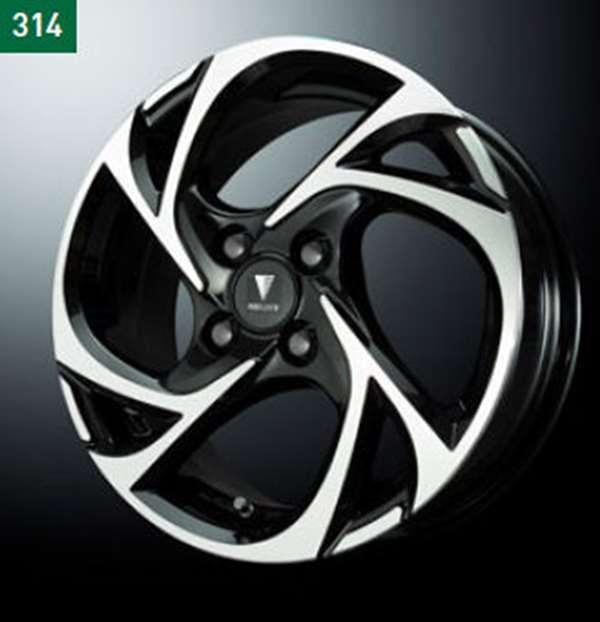 『ヤリス』 純正 MXPH10 MXPA10 KSP210 MXPA10 15インチ アルミホイールセット (MODELLISTA) ※一台分 ※車両情報確認が必要です パーツ トヨタ純正部品 安心の純正品 オプション アクセサリー 用品