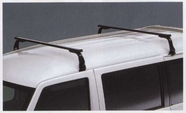 『クリッパーリオ』 純正 U71W U72W ベースキャリア パーツ 日産純正部品 CLIPPER オプション アクセサリー 用品
