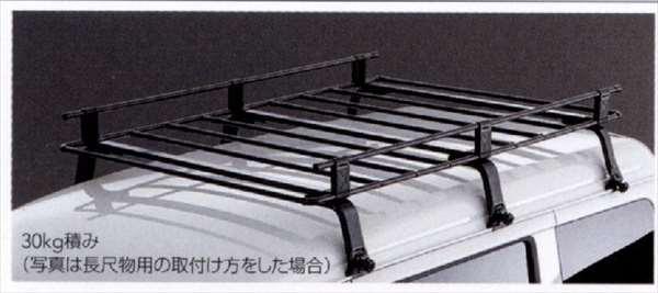 『サンバーバン』 純正 S321B S321Q S331B S331Q ルーフキャリア 30kg積み パーツ スバル純正部品 sambar オプション アクセサリー 用品