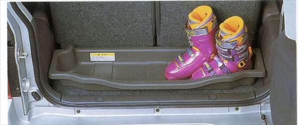 『ジムニー』 純正 JB23 バンケース ABS製 パーツ スズキ純正部品 jimny オプション アクセサリー 用品