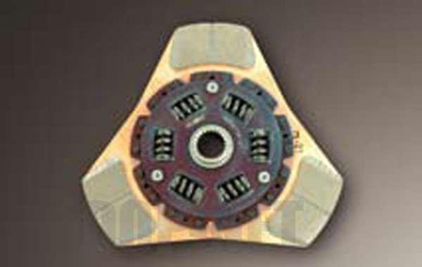ラリアート RALLIART クラッチディスク φ240 LANCER EVOLUTION X