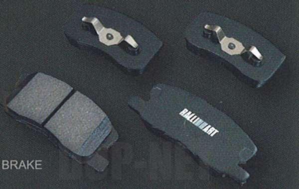 ラリアート RALLIART ブレーキパッドセット(フロント) COLT RALLIART Version-R&1.5C COLT 1.5C