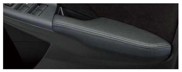 『シャトル』 純正 GP7 ドアアームレストパッド パーツ ホンダ純正部品 shuttle オプション アクセサリー 用品