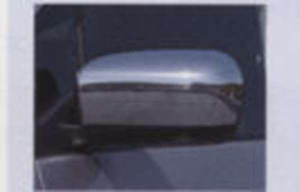 『プレマシー』 純正 CWEFW CWEAW ドアミラーガーニッシュ(メッキ) パーツ マツダ純正部品 ドアミラーカバー サイドミラーカバー PREMACY オプション アクセサリー 用品
