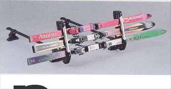 『ワゴンR』 純正 MH23S スキー&スノーボードアタッチメント(斜め積み) パーツ スズキ純正部品 キャリア別売り wagonr オプション アクセサリー 用品