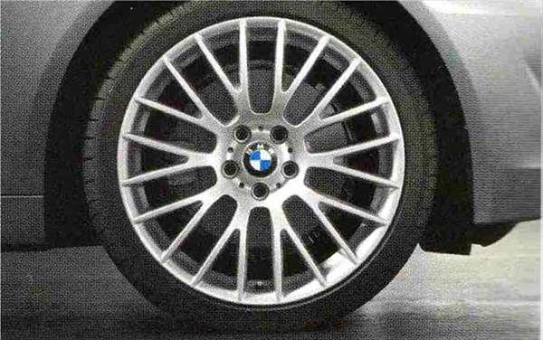 5 パーツ クロロスポーク・スタイリング312 ホイール単体8.5J×20(フロント) BMW純正部品 XG20 FW20 XG28 FR35 KN44 XL20 MX20 XL28 MU35 HR44 オプション アクセサリー 用品 純正 送料無料